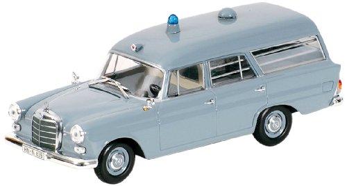 Minichamps 400037270 - Mercedes-Benz 190 (W110) Krankenwagen, Deutsches rotes Kreuz, Maßst Preisvergleich