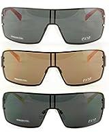 Exté sportliche Designer Sonnenbrille Heren Damen verschiedene Farben