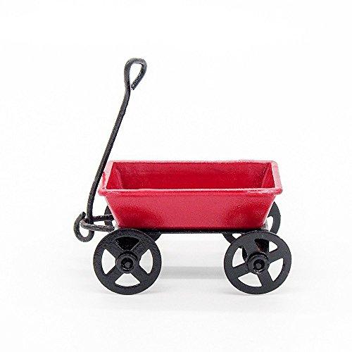 odoria-112-miniature-transport-a-main-rouge-accessories-de-fee-de-jardin