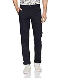 John Miller Men's Slim Fit Cotton Chinos