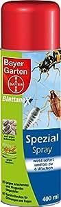 Bayer 05688808 Garten Spezial Spray gegen kriechendes + fliegendes Ungeziefer 400 ml