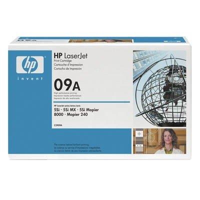 Preisvergleich Produktbild Toner für HP - C3909A (09A)