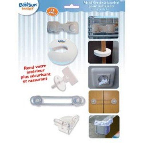 Babysun Nursery Sécurité Domestique Kit de Sécurité