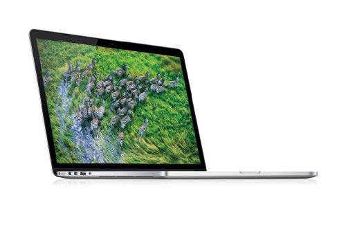 Apple 15-inch MacBook Pro with Retina Display (Intel Quad Core i7 2.6GHz, 8GB RAM, 512GB Flash Memory, HD Graphics 4000, 1GB GeForce GT 650M, OS X Lion)