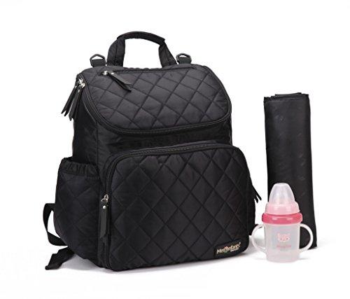MSF Multifunktions Smart Organizer System Rucksack Baby Windel Wickeltasche mit Wickelunterlage kinderwagenhalter