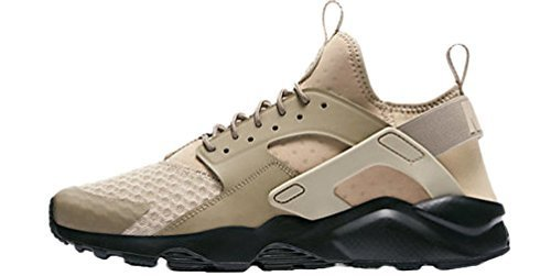 Preisvergleich Produktbild NIKE Air Huarache Run Ultra Mushroom/Khaki-Black (9 D(M) US)