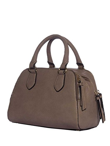 TWIN SET BORSA DONNA BAULETTO DA BRACCIO 3 DIVISORI CON TRACOLLA ner rock AS7PT2 .