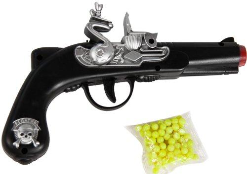 Piraten Pistole Kugel Erbsenpistole