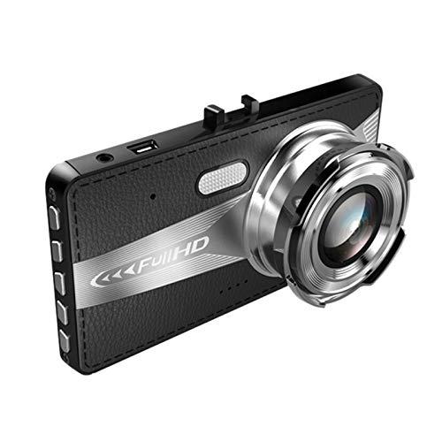 Semoic Doppel Dash Cam Vorder Und Rueckseite, 1080P Hd Auto Dvr Dashboard Kamera Recorder Mit Nachtsicht, 4 Zoll IPS Druck Bildschirm, 170 Super Weit Winkel, G Sensor, Park Monitor H. 264 Dvr-board