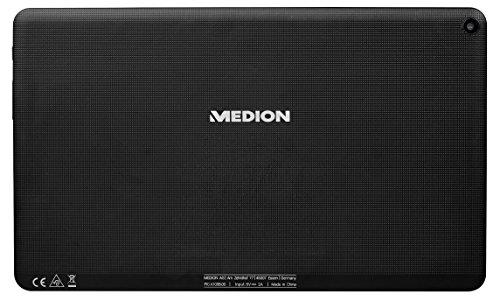 Medion Lifetab E10513 MD 60638 25,7 cm (10,1 Zoll Full HD Display) Tablet-PC (MTK Quad-Core, 2GB RAM, 32GB Speicher, Android 7.0) Titan - 6