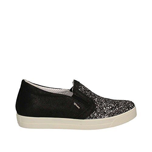 IGI&CO 7790 Slip-On Donna Nero