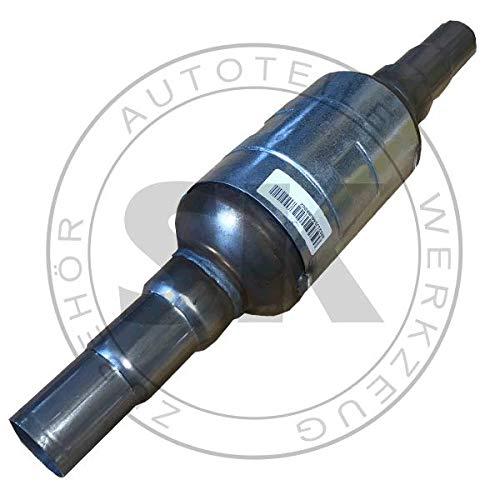 Universal Katalysator für Benzinmotoren bis 2.0l 2000ccm 45/50/60mm Keramik K42