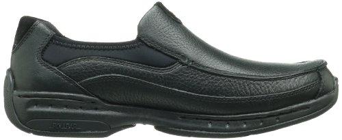 Dunham Men's Wade Slip-On Black