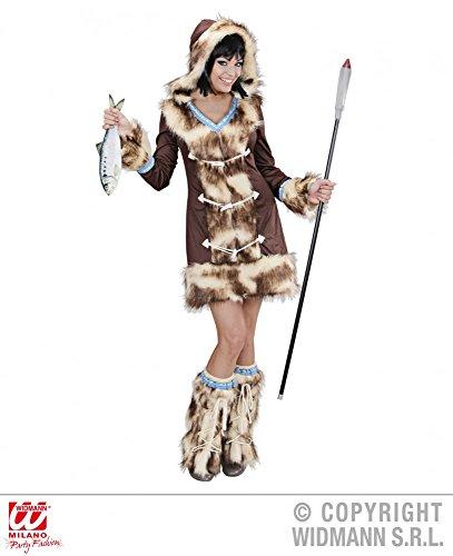 Fell-Kostüm ESKIMO GIRL Aikaa, (Sexy Eskimo Kostüme)