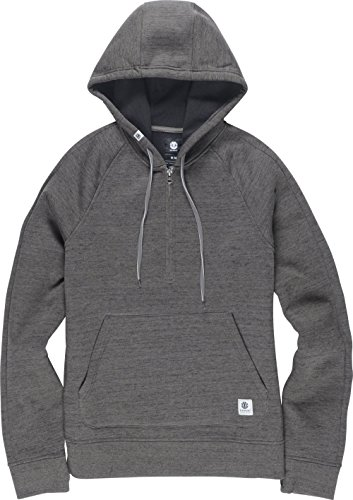 Element Meridian Bonded QTR Sherpa Charcoal