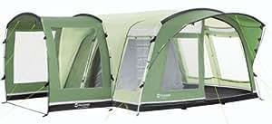 OUTWELL MONTEREY 5 Tente de camping avec auvent, extension et porche