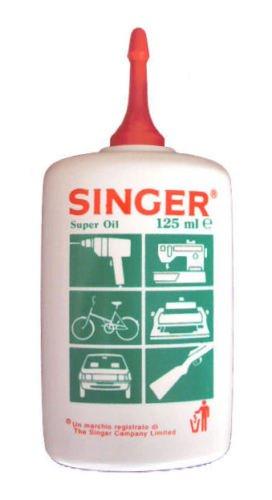 Aceite lubricador Original SINGER máquinas coser