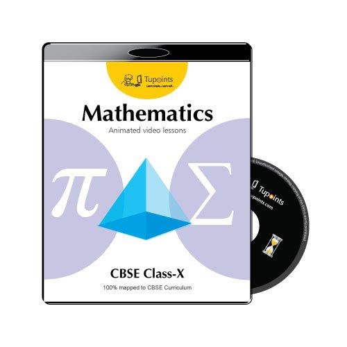 CBSE Class 10 Mathematics Multimedia video lessons