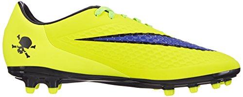 Nike Hypervenom Phelon Fg, Chaussures de Football Compétition Homme Gelb (Volt/Persian Violet-Hot Lava-Black)