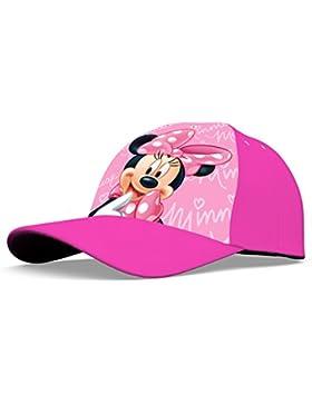 Kids Minnie, Gorra para Niñas, Rosa (Pink 005), One Size (Tamaño del fabricante:TU)