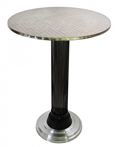 Infrarot-tischplatte (Infralogic HeizTisch aus Edelstahl 1500W mit IP55 mit 80 oder 60 cm Tischplatte, Variante:Tischplatte 80 cm)