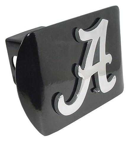 University of Alabama Crimson Tide Black with Chrome Plated Metal