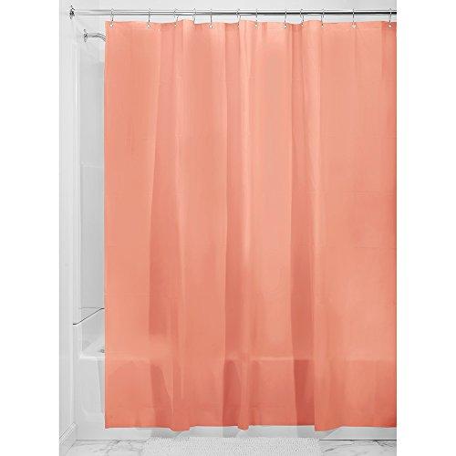 coral curtains. Black Bedroom Furniture Sets. Home Design Ideas