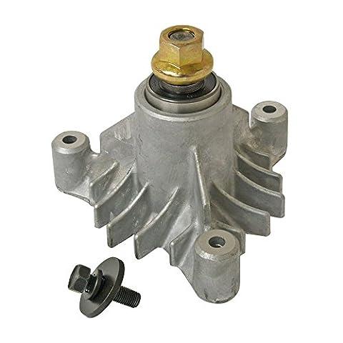 Spindel ersetzt 143651, 532143651, Befestigungslöcher, Hardware im lieferumfang enthalten. Komplett ASSY INCL 137152Gehäuse, 137553Schaft W/Kugellager, und Hardware.