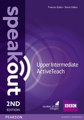 Speakout. Upper intermediate. Active teach. Per le Scuole superiori. Con espansione online