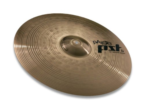 PAISTE PST 5 18 MEDIUM · PLATO CRASH