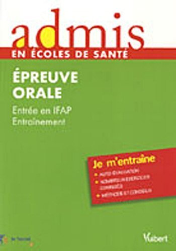 Concours Auxiliaire de puériculture - Entrée en IFAP - Epreuve orale - Je m'entraîne - Concours 2013 de Gwenaëlle Taloc (15 février 2013) Broché