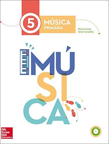 LA - MUSICA 5 PRIMARIA (LA + 1CD) - 9788448192310