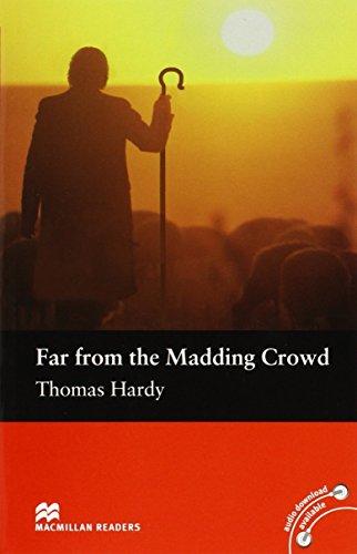 Far from the Madding Crowd Pre-intermediate Level (Macmillan Reader) por Thomas Hardy