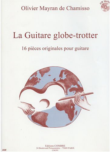 La Guitare globe-trotter (CD inclus) pour Guitare