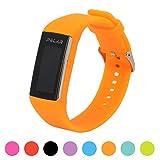 Für Polar Fitnesstracker A360 Smart Watch Ersatz Uhrensocken - iFeeker Soft Silikon Gummi Uhrensocken socken Tasche für Polar Fitnesstracker A360 Smart Watch (Nur Band, Kein Tracker)