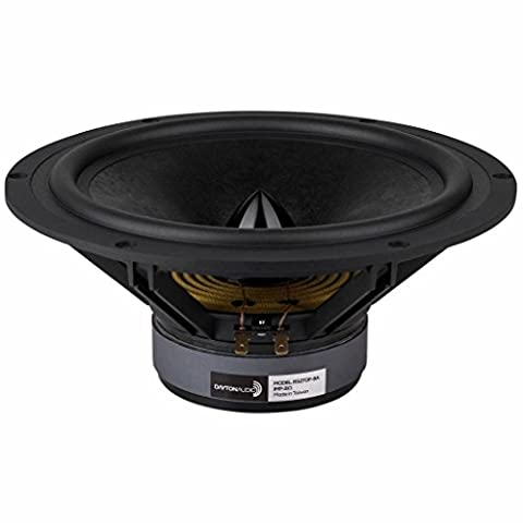 "Dayton Audio RS270P-8A 10"" Reference Paper Woofer 8 Ohm"