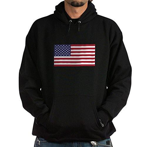 CafePress U.S. Flag: Old Glory - Pullover Hoodie, Hooded Sweatshirt