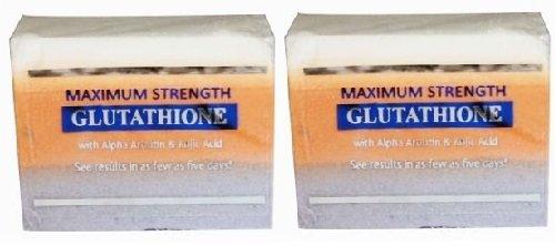 pack-de-2-glutathion-blanchiment-de-la-peau-lightening-soap-peeling-avec-arbutine-kojic-acide-gc2