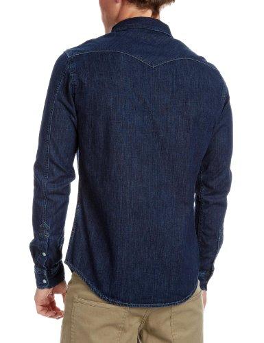 Lee Western Shirt - Chemise en denim - Homme Bleu