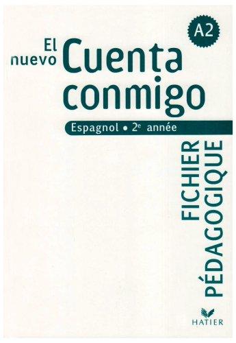 el-nuevo-cuenta-conmigo-espagnol-2e-annee-guide-pedagogique-ed-2008