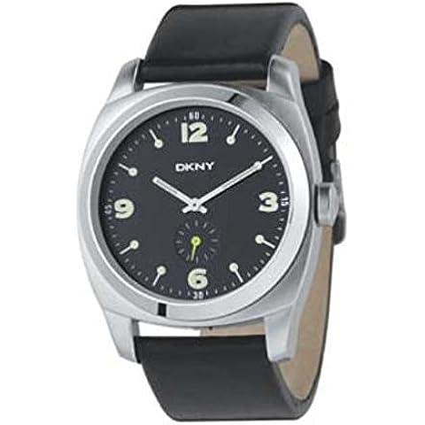 DKNY reloj de pulsera para hombre con correa de piel NY2020