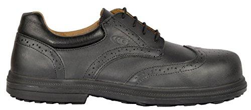 Cofra 33510-000.W40 Chaussures de sécurité'Walsall S1 P SRC' Taille 40 Noir,