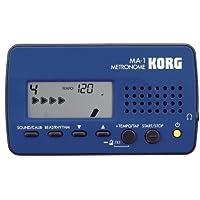 Korg MA-1BLBK - Afinadores y metrónomos