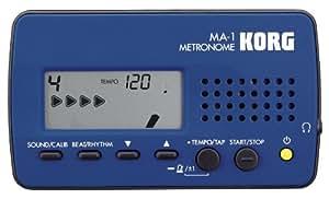 Korg Métronome MA-1 bleu