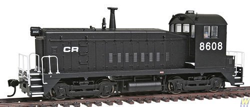 Preisvergleich Produktbild Spur HO - Proto Diesellok SW8/900 Conrail