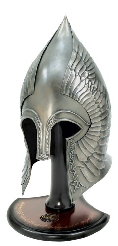 United Cutlery Hobbit Casque Gondorian Infantry Réplique