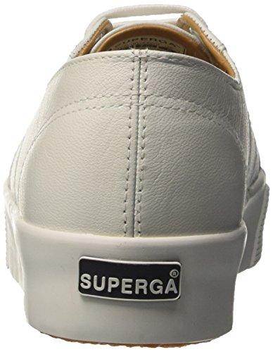 Superga 2730 Nappaleau, Baskets Mixte Adulte Blanc (Blanc)
