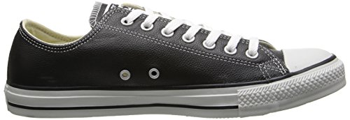 Converse Dainty Leath Ox 289050-52-17 , Sneaker donna Black