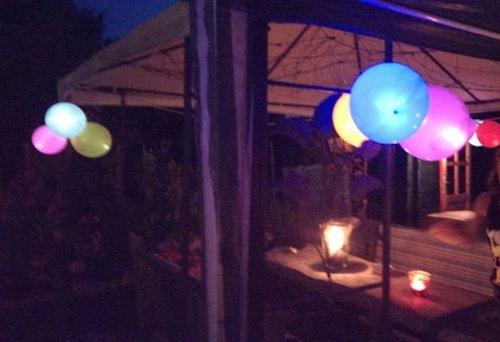 preisvergleich mags leuchtende led luftballons set mit 15 st ck willbilliger. Black Bedroom Furniture Sets. Home Design Ideas