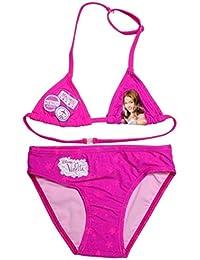 Violetta - Bikini Violetta rose - 6 ans,8 ans,10 ans